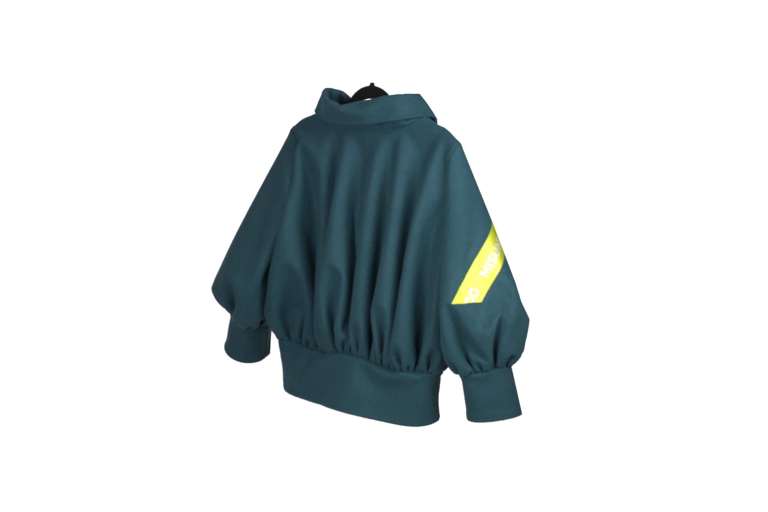 back sweater