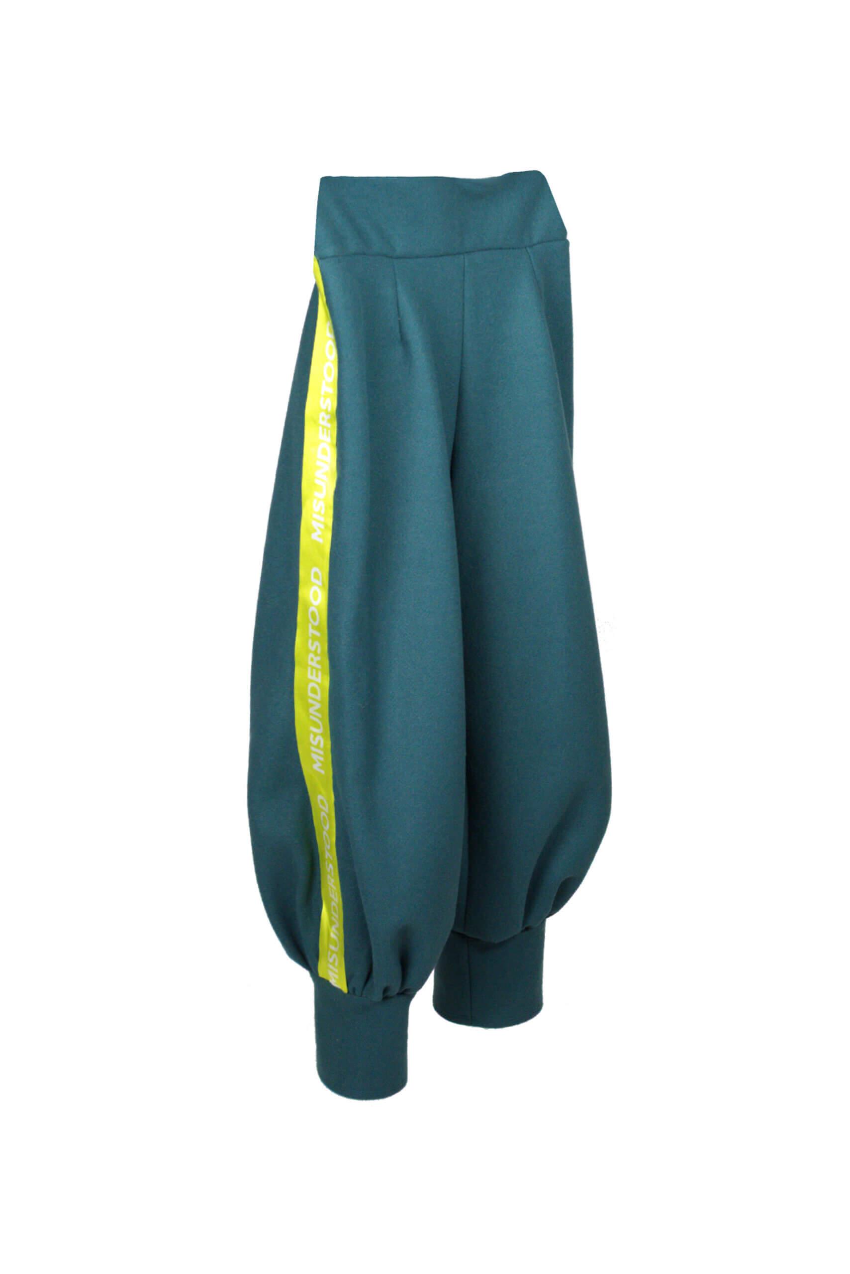 front sweat pants